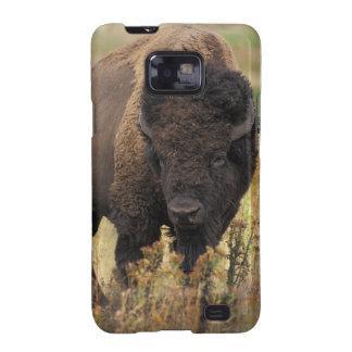 Caja androide del bisonte americano (T-Mobile vibr Samsung Galaxy S2 Carcasa