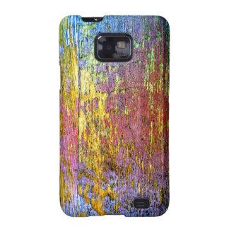 Caja androide saltada del tablón de madera samsung galaxy SII carcasa
