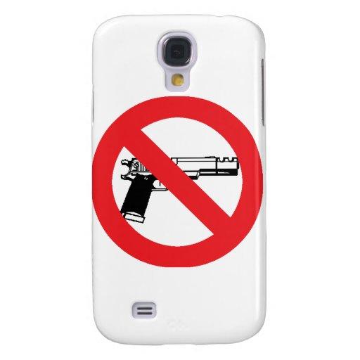 Caja anti del teléfono del arma