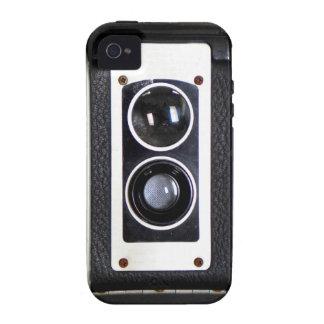 Caja antigua de la cámara del iPhone 4/4s de la cá Case-Mate iPhone 4 Funda