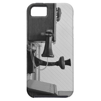 Caja antigua negra del iPhone 5 del teléfono de la iPhone 5 Carcasas