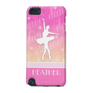 Caja apasionada de iPod 5 del bailarín