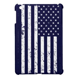 Caja apenada del iPad de la bandera americana II m iPad Mini Carcasa