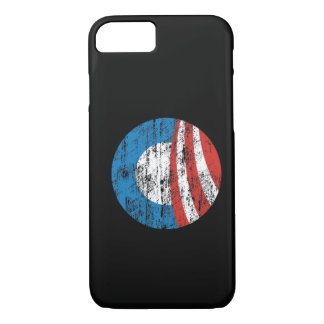 Caja apenada logotipo del iPhone 7 de Obama Funda iPhone 7