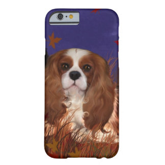 Caja arrogante del teléfono del perro de aguas funda para iPhone 6 barely there