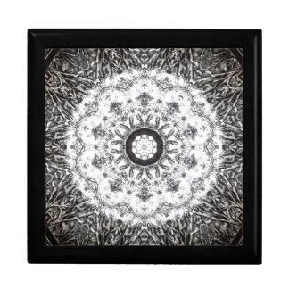 Caja arrugada de Jewerly del caleidoscopio de la h Caja De Joyas