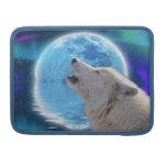 Caja ártica de la aleta de MacBook de la fauna del Fundas Macbook Pro