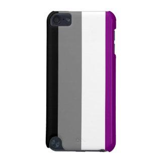 Caja asexual de la mota de iPod de la bandera Funda Para iPod Touch 5G