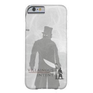 Caja atenta villana de niebla del teléfono funda barely there iPhone 6