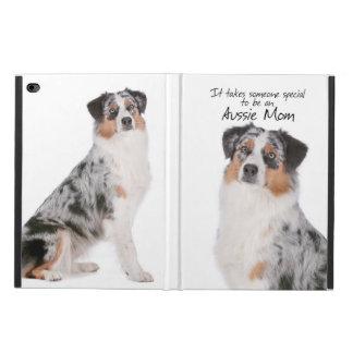 Caja australiana del aire 2 del iPad de la mamá