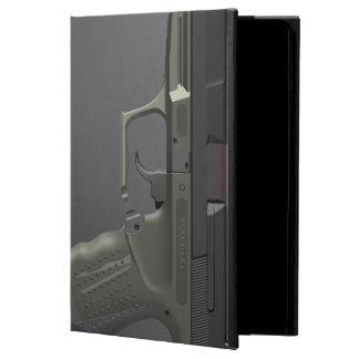 Caja automática del aire del iPad de la pistola de