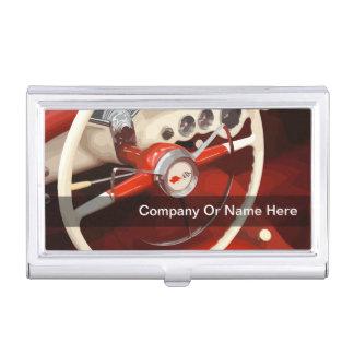 Caja automotriz de la tarjeta de visita cajas de tarjetas de presentación