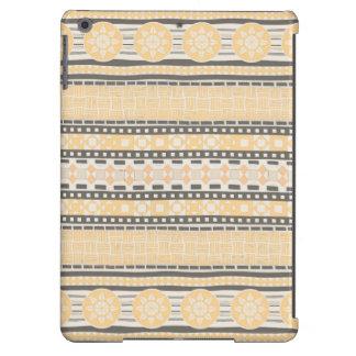 Caja azteca antigua del aire del iPad de Sun