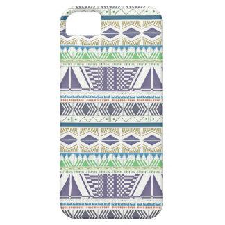 Caja azteca colorida y única del iPhone 5 del arte iPhone 5 Case-Mate Protectores