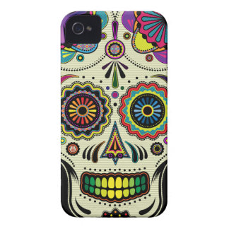 Caja azteca de la casamata del arte iPhone4 del cr iPhone 4 Case-Mate Funda