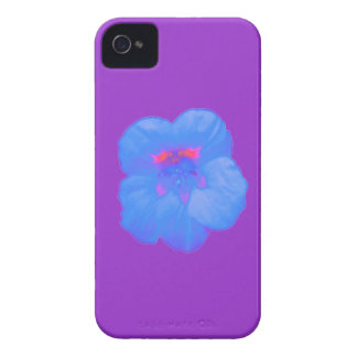 Caja azul brillante del iPhone 4 de la capuchina Case-Mate iPhone 4 Funda