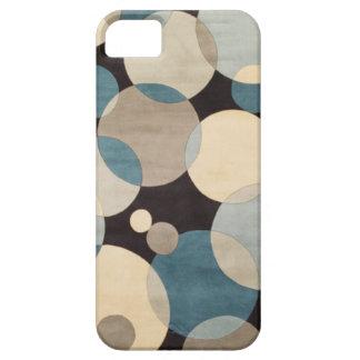 Caja azul burbujeante de IPhone iPhone 5 Fundas