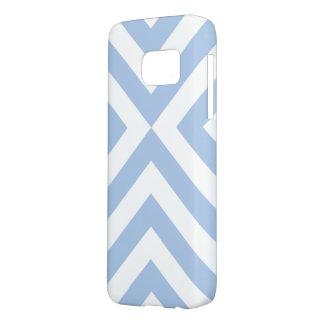 Caja azul claro y blanca de la galaxia S7 de Fundas Samsung Galaxy S7