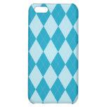 Caja azul de Argyle 4G Iphone