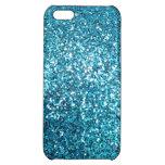Caja azul de Iphone