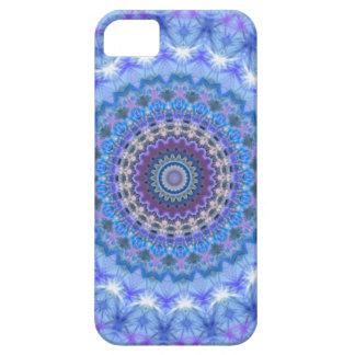 Caja azul de la casamata del iPhone 5 de la mandal iPhone 5 Case-Mate Cobertura