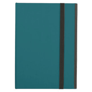 Caja azul de Prowis del iPad de la aguamarina o de