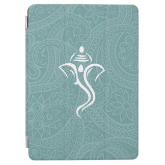 Caja azul del aire del iPad de Ganesh Cubierta De iPad Air