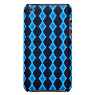 Caja azul del diamante para el tacto de iPod iPod Touch Protector