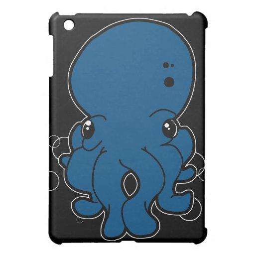 Caja (azul) del iPad de Tako