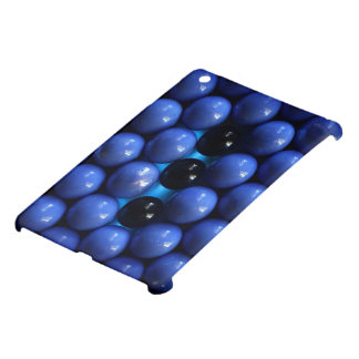 caja azul del ipad del diseño moderno de las bolas iPad mini protector