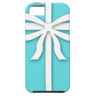 Caja azul del iPhone 5 de la caja de regalo del Funda Para iPhone SE/5/5s