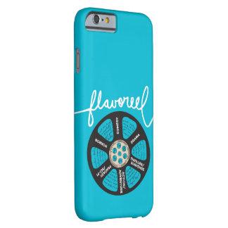 Caja azul del iphone 6 de Flavoreel Funda De iPhone 6 Barely There