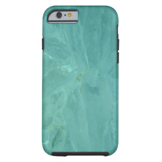 Caja azul del iPhone 6 de la ágata Funda Para iPhone 6 Tough