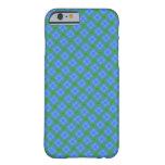 Caja azul del iPhone 6 de la moda