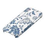 Caja azul del iPhone de Delft iPhone 5 Case-Mate Carcasa
