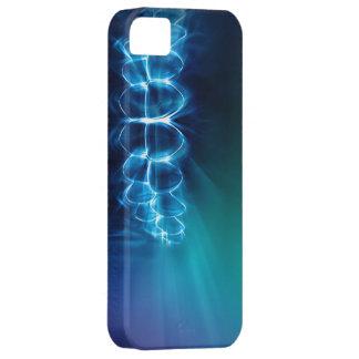 Caja azul del iPhone del dentista de la sonrisa de iPhone 5 Funda