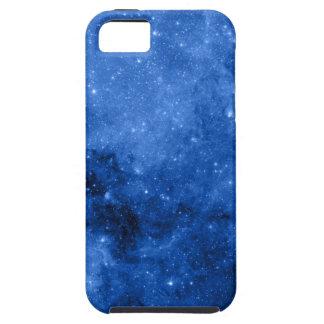 Caja azul del iPhone del espacio iPhone 5 Cobertura