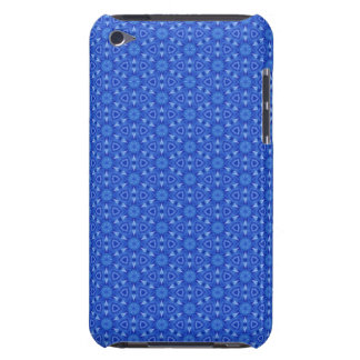 Caja azul del tacto de iPod del modelo de iPod Touch Case-Mate Coberturas
