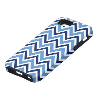 Caja azul elegante del iPhone 5 del modelo del gal iPhone 5 Case-Mate Cárcasa
