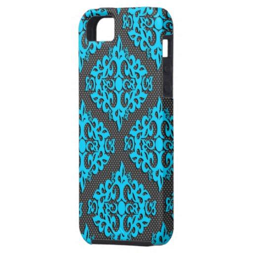 Caja azul fresca de la casamata de Iphone 5 del da iPhone 5 Case-Mate Protector