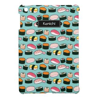 Caja (azul) personalizada del iPad de Oishii del s