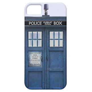 Caja azul pública del iPhone 5 de la caja de iPhone 5 Carcasas