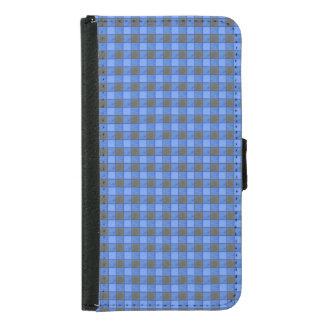 Caja azul y negra de la cartera del control S5 de