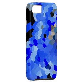 Caja azulada del iPhone 5 iPhone 5 Case-Mate Carcasa