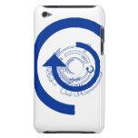 Caja b de la casamata de la flecha de C iPod Touch Case-Mate Protector