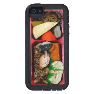 Caja Bento de la comida iPhone 5 Funda