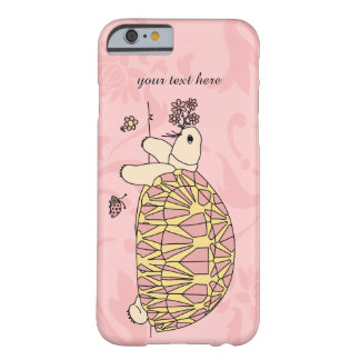 Caja birmana adaptable del teléfono de la tortuga funda para iPhone 6 barely there