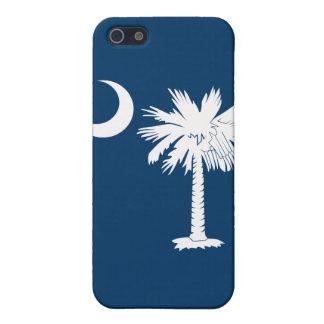 Caja blanca/azul del iPhone 4 de la luna del Palme iPhone 5 Carcasas