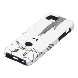 Caja blanca del ambiente del iPhone 5 de Cub de Funda Para iPhone SE/5/5s