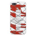 Caja blanca del iPhone 4 del Muttahida Majlis-E-Am iPhone 5 Protectores